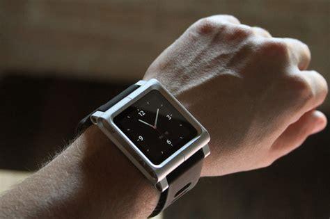 designboom kickstarter scott wilson s kickstarter ipod nano watch project