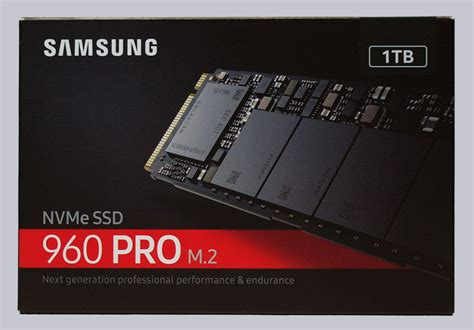 Samsung Ssd M 2 960 Pro 1tb Nvme Pci Express 3 0 X4 Murah samsung ssd 960 pro 1 tb m 2 nvme review result and