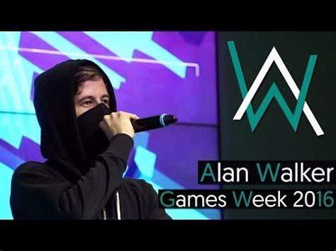 alan walker game alan walker live games week milan 2016 best quality full