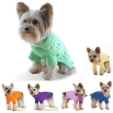 patterns for knitted dog sweaters small dog sweater knitting pattern for small dogs stitch in
