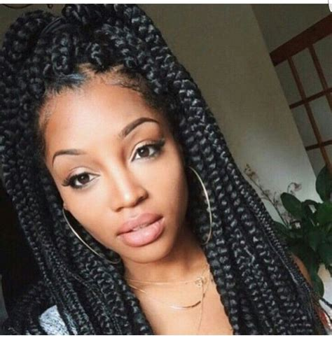 Hair Designs With Jackson Braids   janet jackson braids protective styles natural