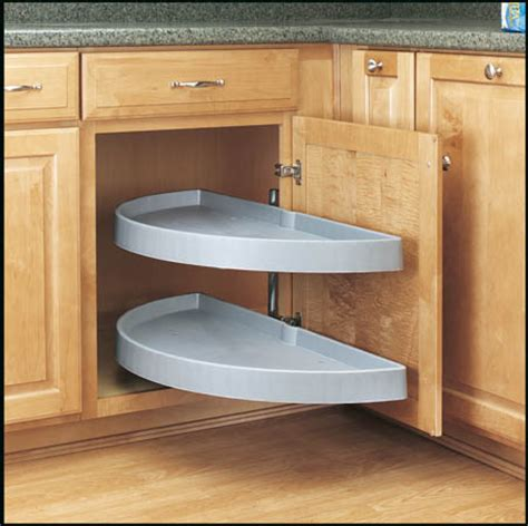 Blind Kitchen Cabinet Organizer Blind Corner Cabinet Swing Out Caddy