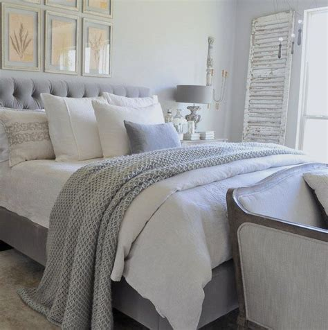 grey bedding ideas 25 best ideas about tufted headboards on pinterest diy