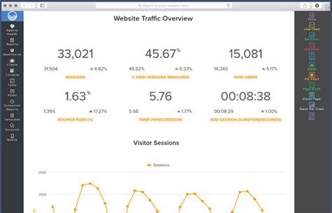 seo report template reportgarden