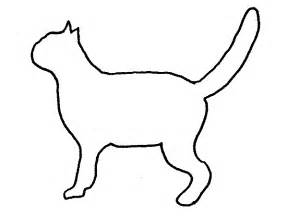 Cat Outline by Cat Outline Caitlyn