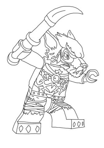 Lego Chima Coloring Pages Fantasy Coloring Pages Coloring Pages Lego Chima