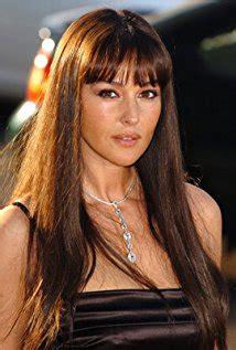 monica bellucci imdb