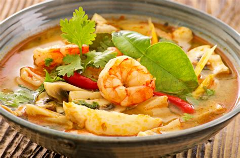 Tom Yam by Soup Tom Yam Goong Thailand