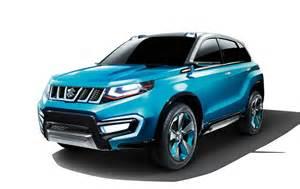 Crossover Suzuki Iaa 2013 Suzuki Iv 4 Crossover