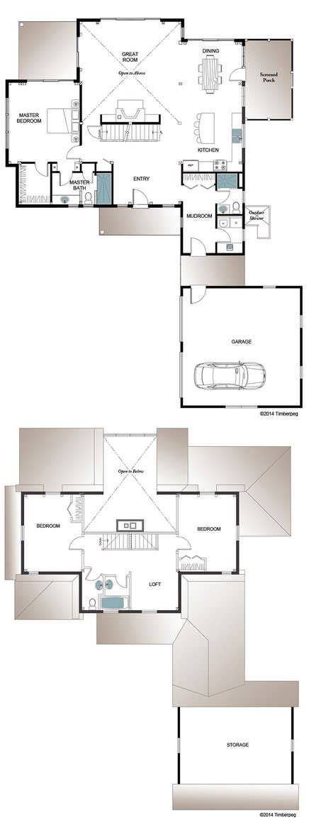 timberpeg house plans house and home design