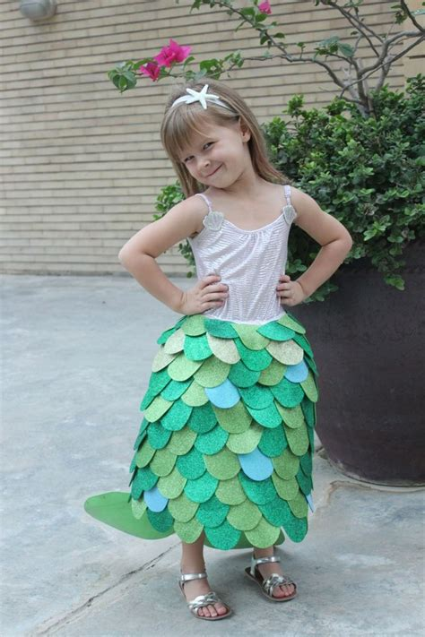 Handmade Mermaid Costume - best 25 mermaid costumes ideas on