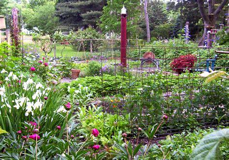 Ornamental Vegetable Garden Building Community Monadnock Gospel Church