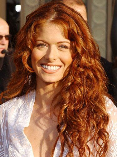 curly haircuts boston 114 best debra messing images on pinterest