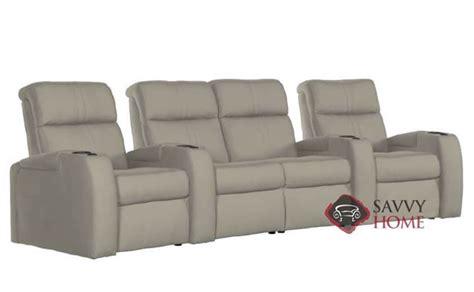 flicks  palliser leather reclining sofa  palliser