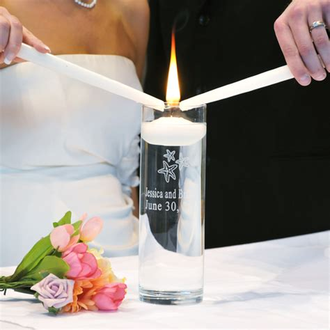 Wedding Ceremony With Unity Candle by Tradition Of The Unity Candle Weddingelation