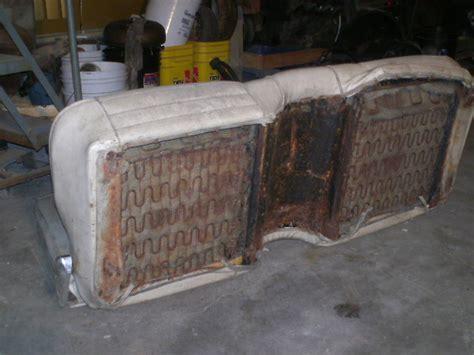 1966 mustang bench seat 1965 66 mustang bench seat rare 175 shane s car parts