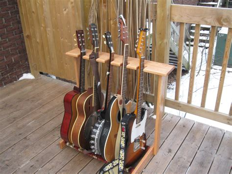 Wooden Room Dividers Trees And Tunes Guitar Stands Racks
