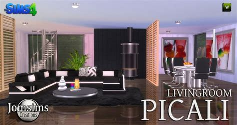 sims 4 cc beauty salon jom sims creations picali salon sims 4 downloads