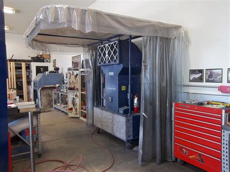 mobile pro shop mobile work station air filtration system by shop pro