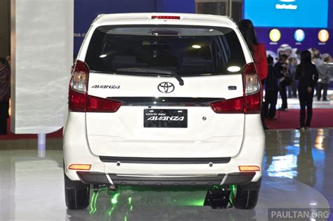 Retractable Toyota Avanza Xenia toyota avanza daihatsu xenia facelift id autoweek nl