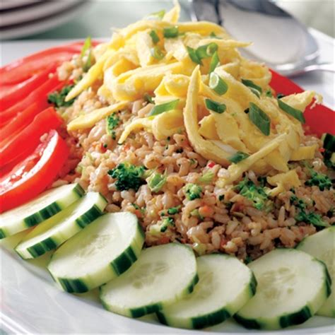 cara membuat nasi goreng vegetarian 17 best images about indonesian on pinterest indonesian