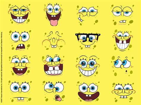 Gambar Poster Sponge Bob animasi gambar spongebob