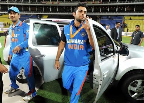 who does toyota own what all cars does virat kohli own quora