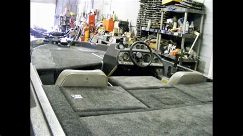 bass boat no carpet bass boat deck extension and carpet replacement makeover