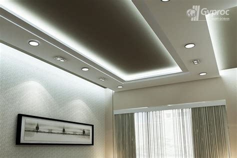 Light Up Ceiling by Lighting Up The Ceiling Gobain Gyproc India