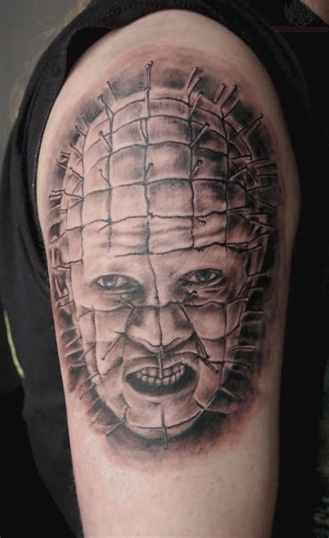 pinhead tattoo designs pinhead images designs