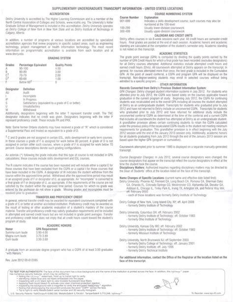 Devry Academic Calendar Academic Transcript Lseacademic Transcripts 点力图库