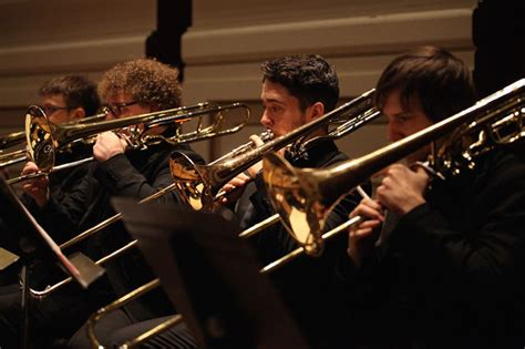 trombone section pittsburgh youth symphony orchestra allegheny riverstone