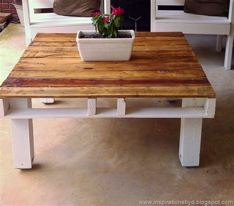 diy pallet coffee tables   interior shelterness