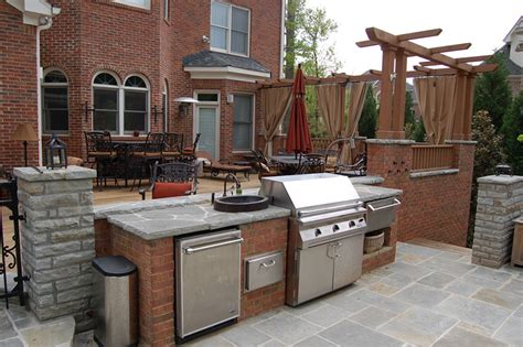 outdoor kitchen countertops ideas outdoor kitchen countertops and tile options