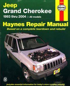 2001 Jeep Grand Owners Manual Car Service Manual 2001 Jeep Grand Wj Service Manual