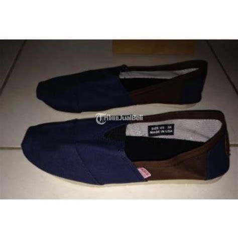 Sepatu Wakai Pria Original sepatu selop slip on flat shoes wakai size 38 pria wanita new murah original jakarta barat