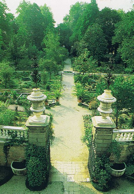 Padua Botanical Garden Botanical Garden Orto Botanico Padua Gounesco Go Unesco