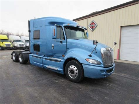 International Sleeper Trucks by 2012 International Prostar Sleeper Truck For Sale 363 360