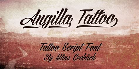tattoo font photoshop free 40 beautiful new calligraphy fonts for designers