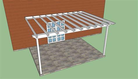 free pergola plans attached to house woodwork pergola free plans pdf plans