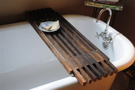 bathtub caddies 22 cool bathtub caddies or marvelous bathtub tray design