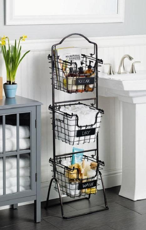 badezimmer eitelkeiten costco this 3 tier market basket stand is the practical and