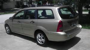 2000 Ford Focus Wagon 2000 Ford Focus Wagon Pictures Information And Specs
