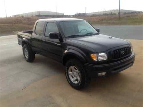 Used Toyota Tacoma Charleston Sc Buy Used 2002 Toyota Tacoma Trd In Charleston South