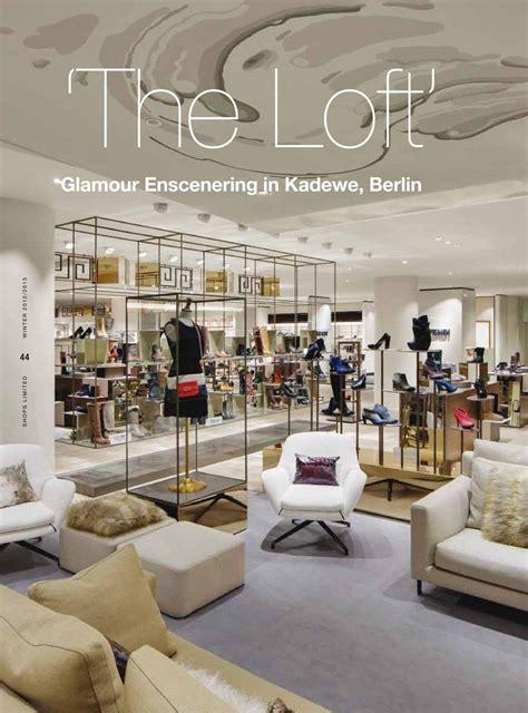 kadewe berlin shops kadewe berlin retail displays visual merchandising