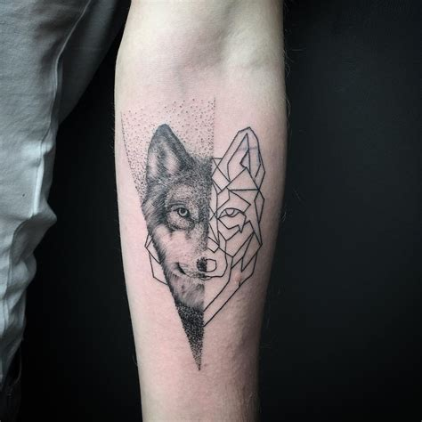 the 85 best wolf tattoos for men fine tailored