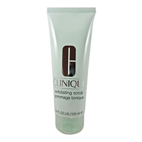 Clinique Exfoliating Scrub clinique exfoliating scrub for unisex 3 4 ounce import