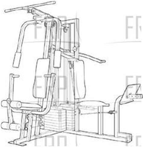 weider pro 9400 system wesy39310 fitness and