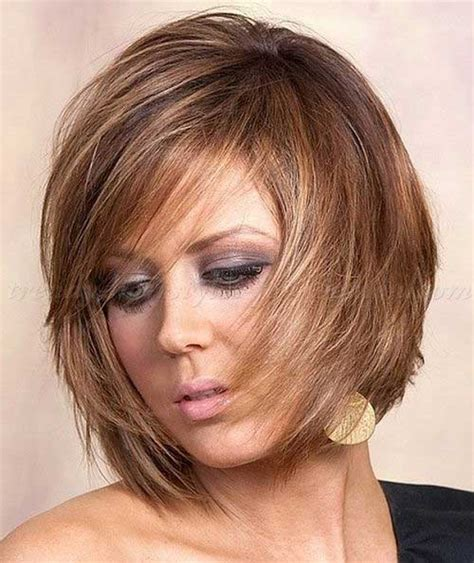 how to style chin length layered hair 15 unique chin length layered bob short hairstyles 2017