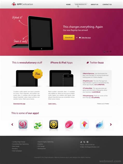 corporate web layout design 25 best corporate website design exles for your inspiration